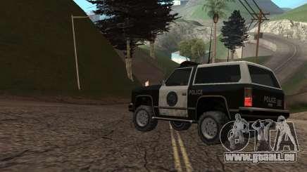 Comment devenir un policier dans GTA San Andreas