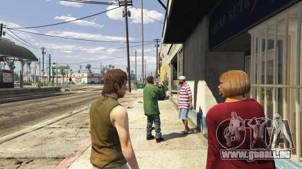 Comment discuter dans GTA 5 Online
