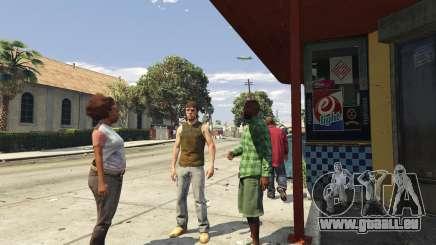 La Communication dans GTA 5 Online