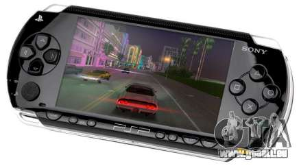 GTA Vice City Stories pour PSP