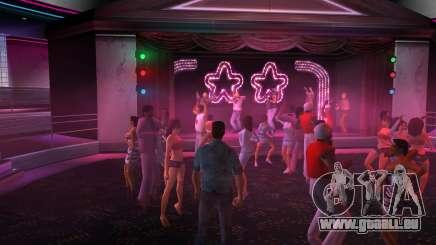 La musique dans le club de GTA Vice City