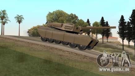 Tank dans GTA San Andreas