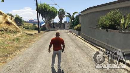 Le jeu inclus FPS dans GTA 5
