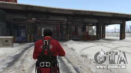La formation dans GTA 5 Online