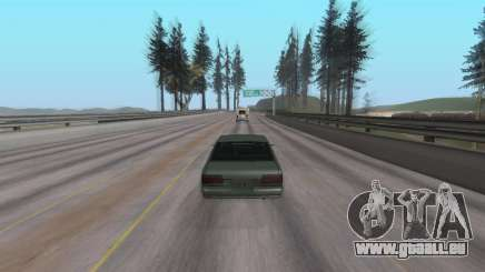Écouter de la musique dans une voiture dans GTA San Andreas