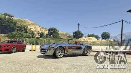 De la peinture argent dans GTA 5
