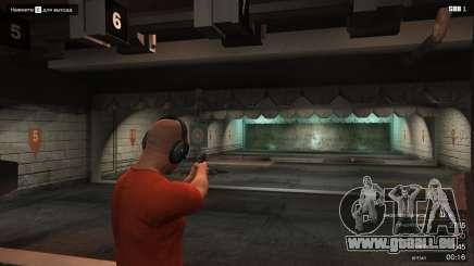 Prise de vue dans GTA 5