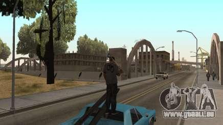 Missions dans GTA SA
