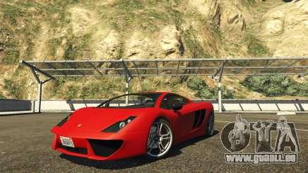 Les voitures dans GTA 5