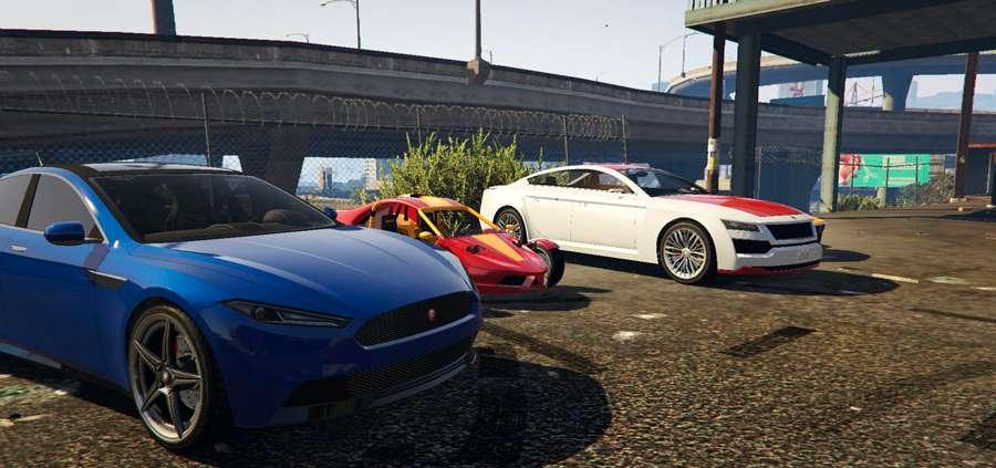 Wie kaufen Pumpen in GTA Online