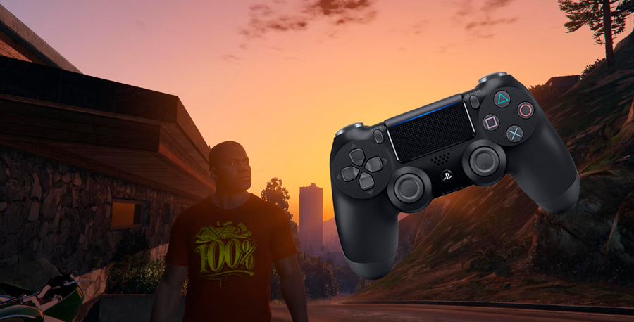 Comment connecter une manette de jeu dans GTA 5