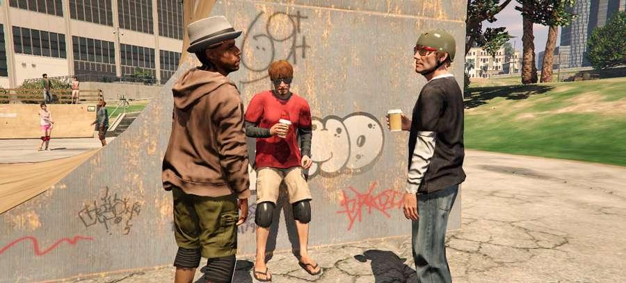 Wie zu spielen pirate GTA 5 Online