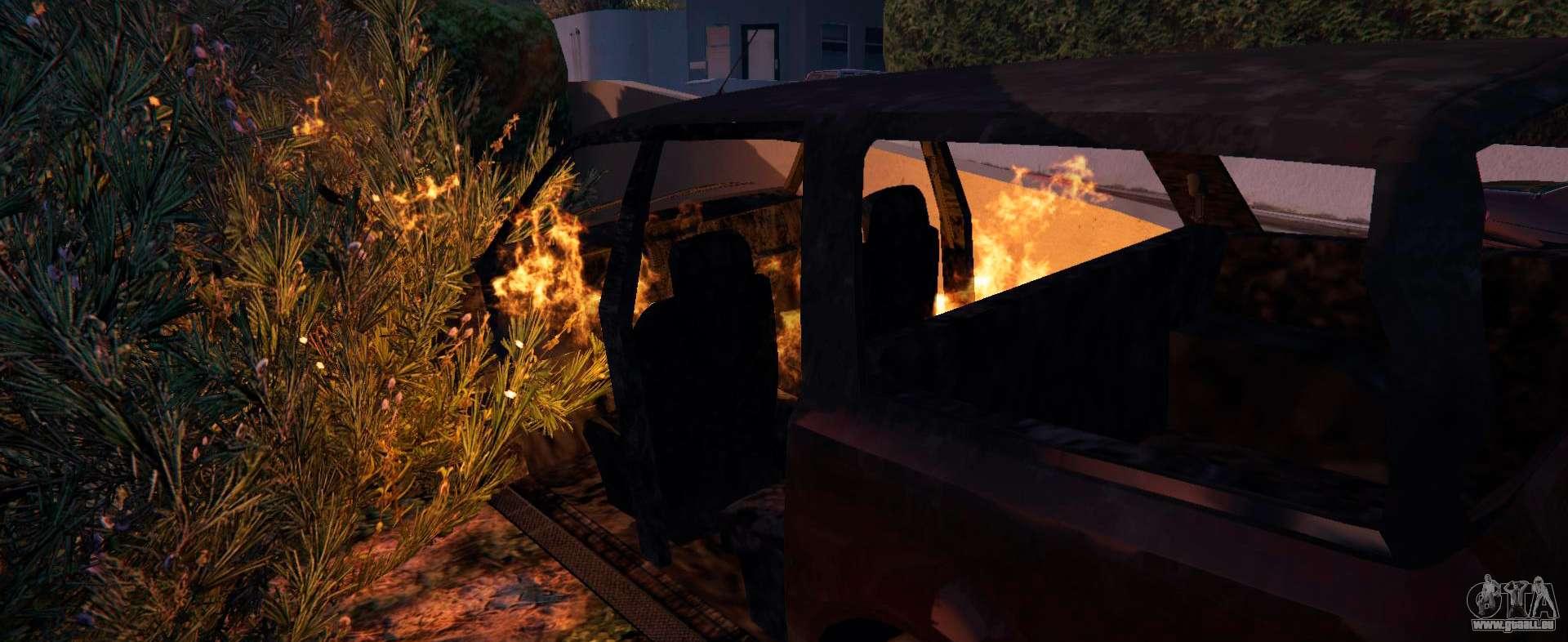 Wie man das Auto wieder in GTA 5