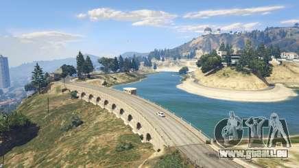 Der Damm in GTA 5