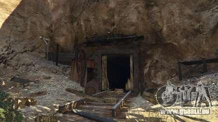 Höhle in GTA 5
