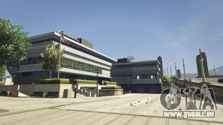 Die Beschlagnahmung des Fahrzeugs in GTA 5