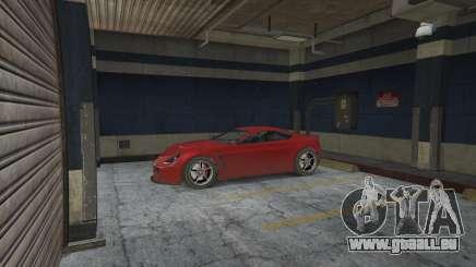 Verfahren für die Erhebung einer sichergestellten Auto in GTA 5
