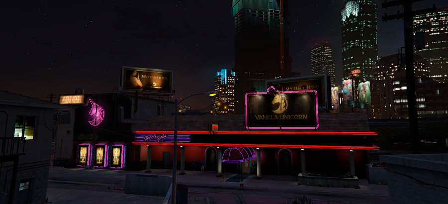 Wie man den strip-club in GTA 5