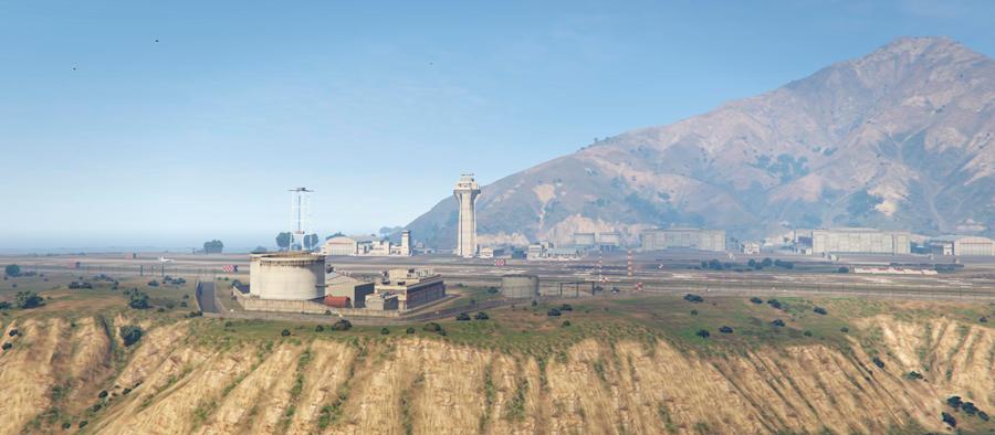 Comment se rendre à la base militaire GTA 5