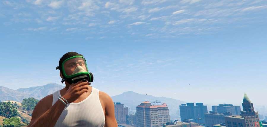 Façons de supprimer un masque dans GTA 5