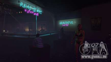 Strip-tease, GTA 5