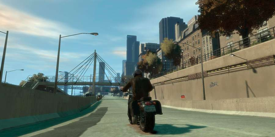 Liberty city dans GTA 4