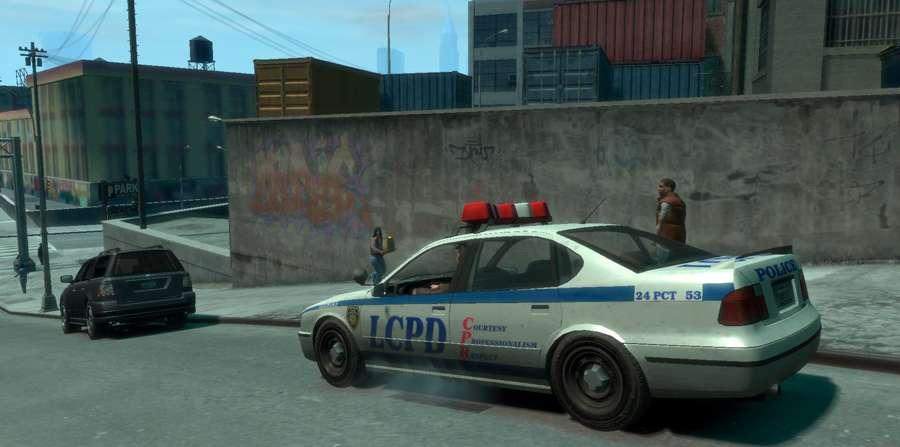 Comment être un FLIC dans GTA 4