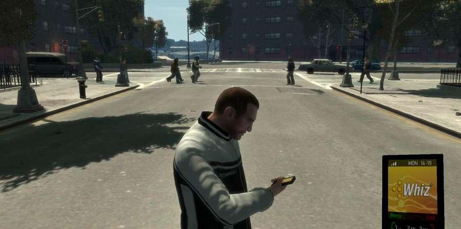 Comment composer un numéro de téléphone dans GTA 4