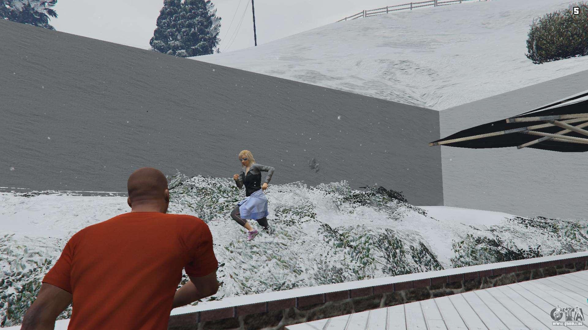 Comment Faire Des Boule A Neige comment prendre du combat de boule de neige dans gta 5