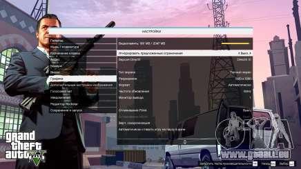 Comment faire pour exécuter le test de référence dans GTA 5
