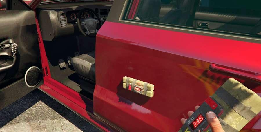 Wie explodiert ein Auto in GTA 5