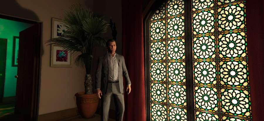 Wie finden Sie Michael in GTA 5