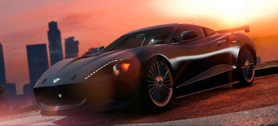 Der neue Sportwagen in GTA Online