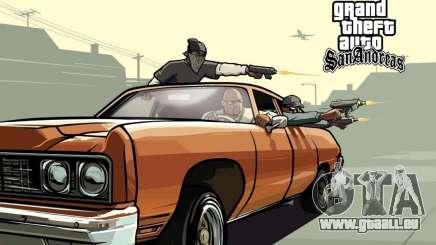 Comment obtenir la licence GTA San Andreas gratuit