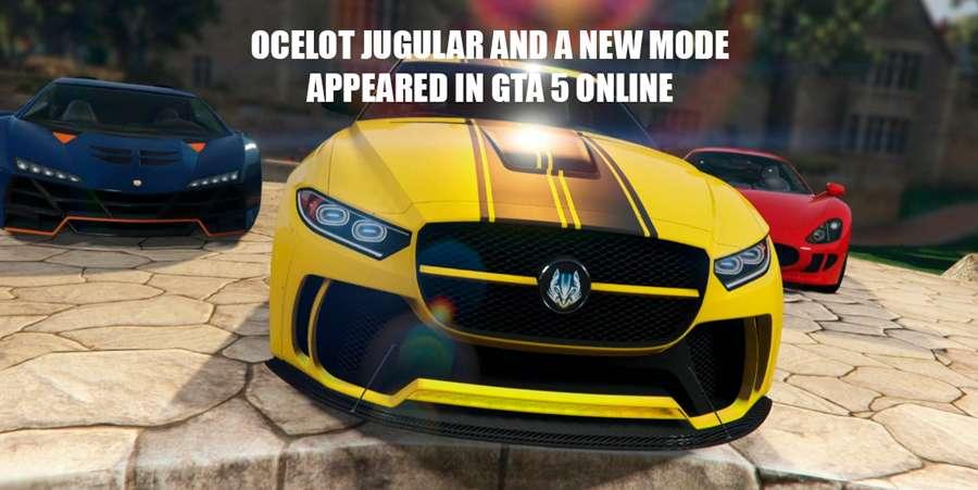 Jugulaire Ocelot dans GTA 5 Online