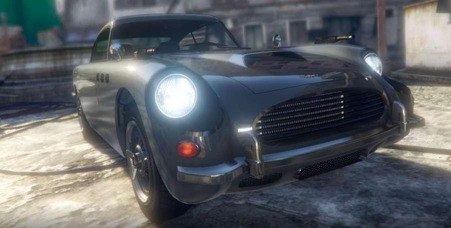 Dewbauchee JB 700W est apparu dans GTA 5