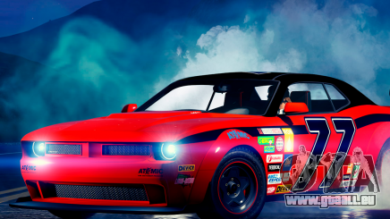 Vapid Peyote Gasser GTA 5