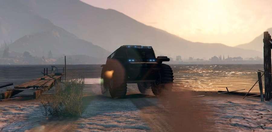 Rune Zhaba dans GTA 5