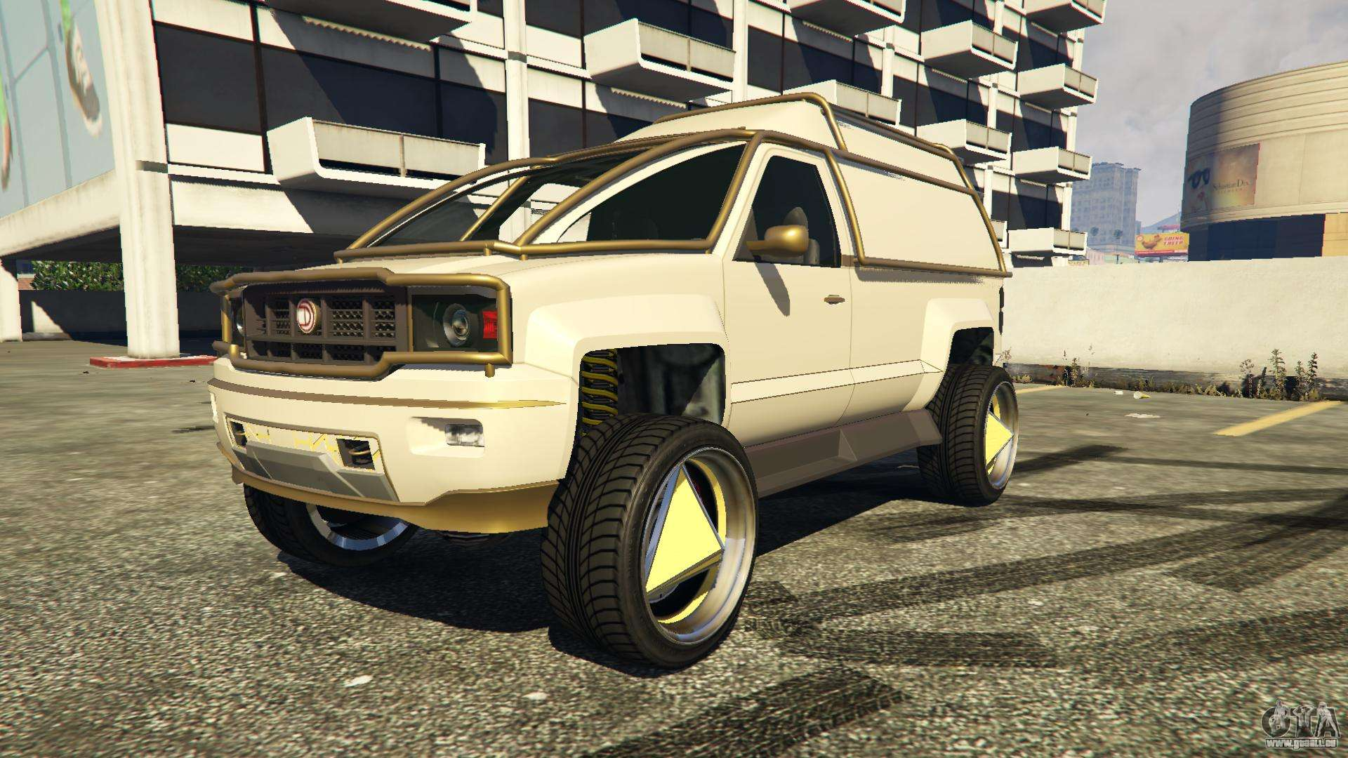 Declasse Future Shock Brutus GTA 5