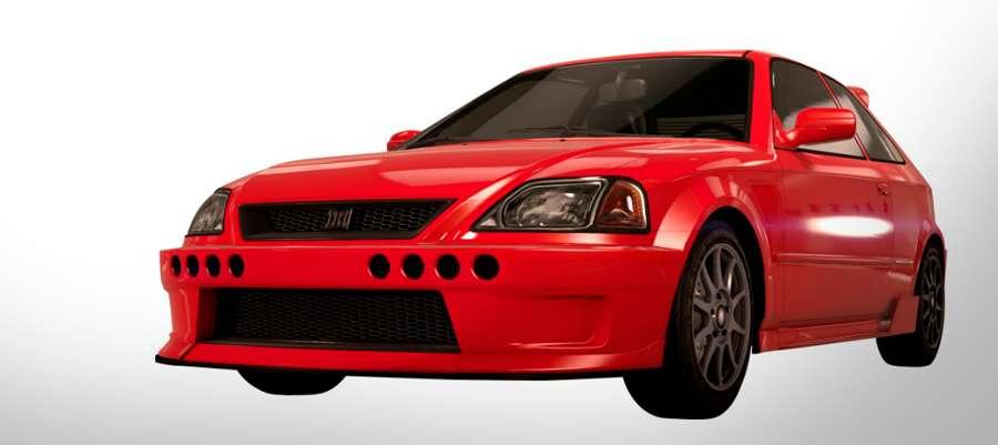 Dinka Blista Kanjo Compact ist GTA 5