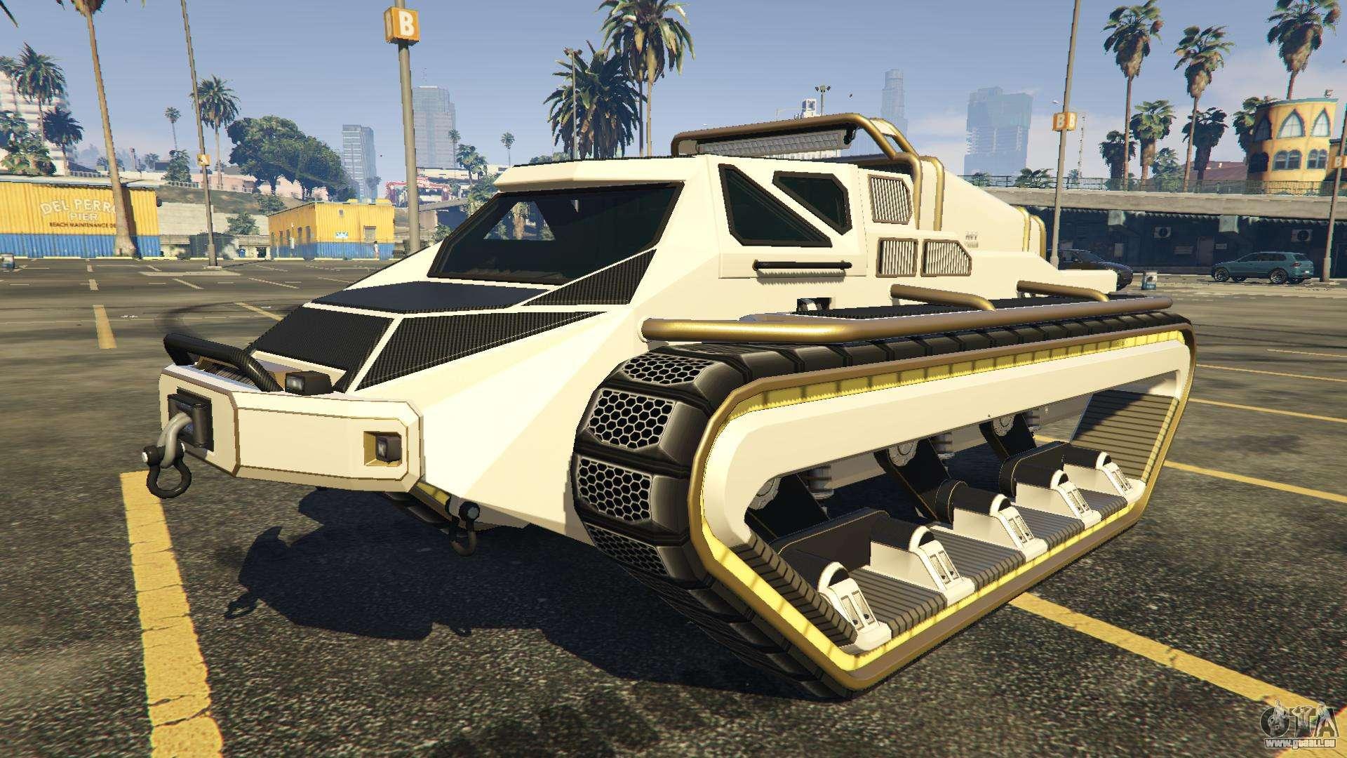 HVY Future Shock Scarab GTA 5