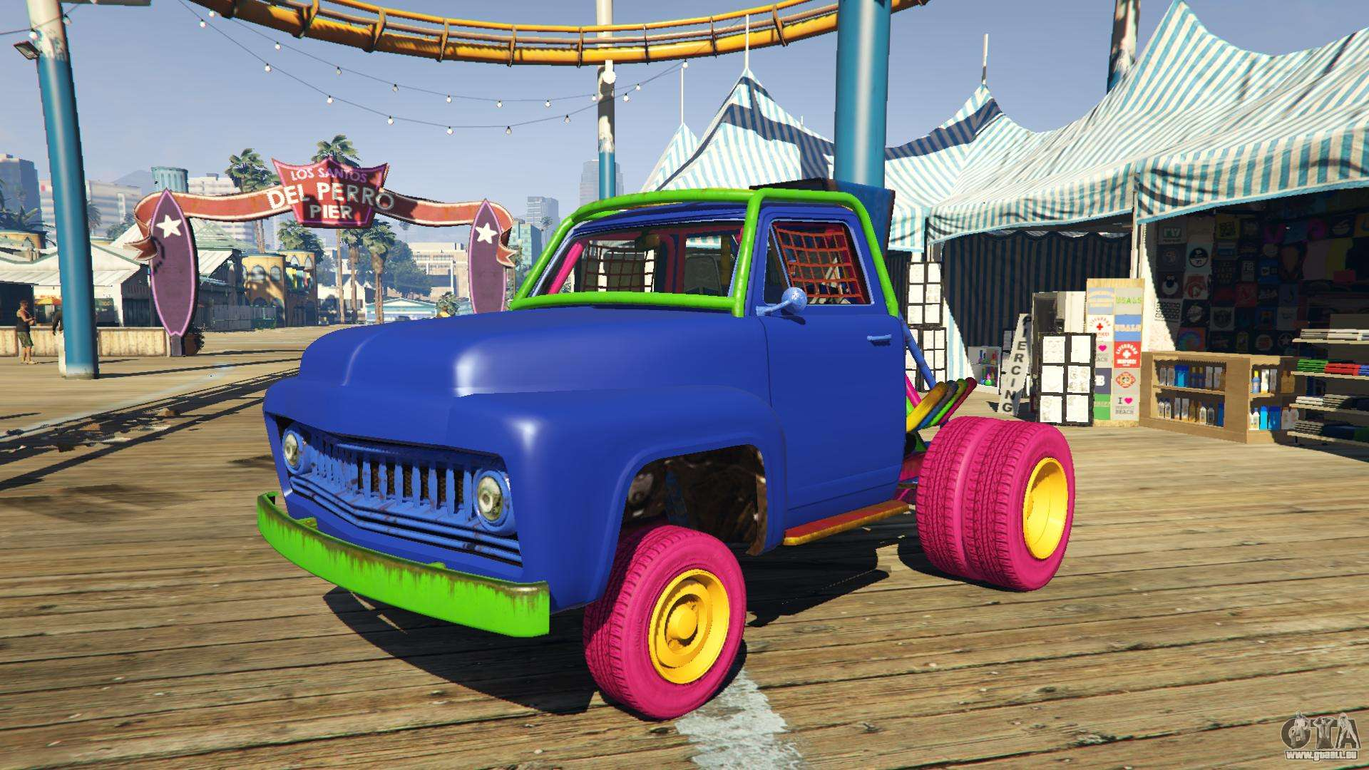 Vapid Nightmare Slamvan GTA 5