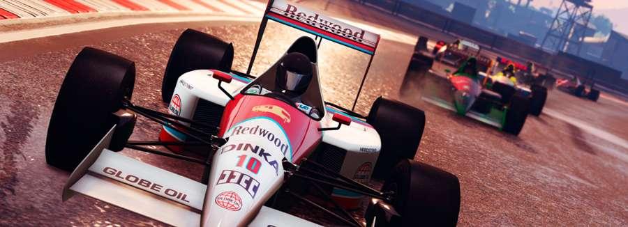 Championship Rennen in GTA 5