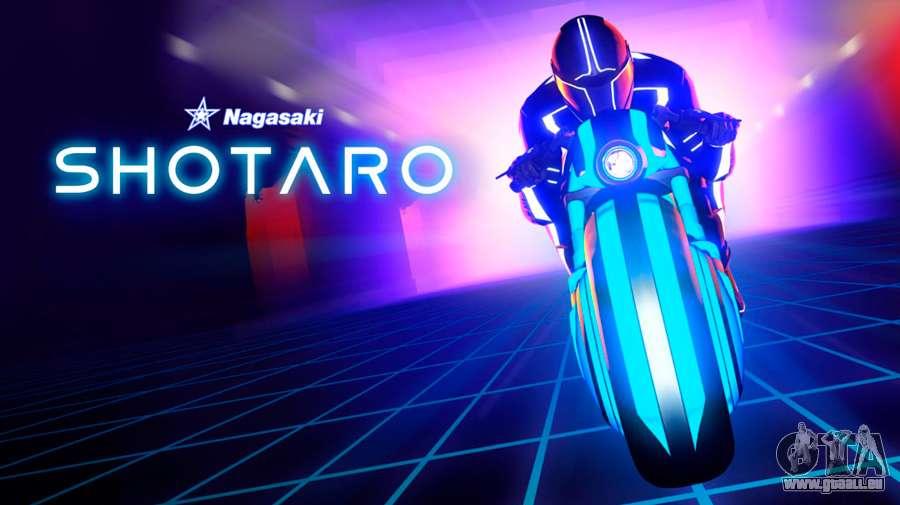 Die Woche von Nagasaki Shotaro in GTA 5