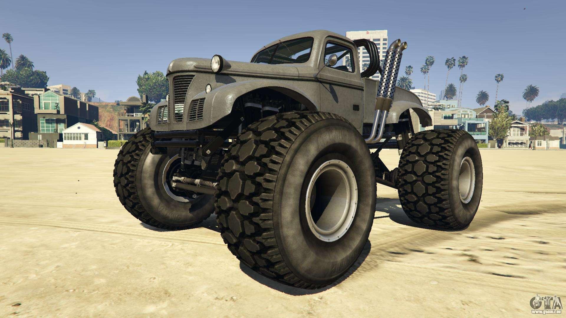 Bravado Apocalypse Sasquatch GTA 5