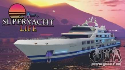 Super yacht de GTA online