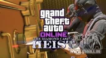 Vols dans GTA Online 3