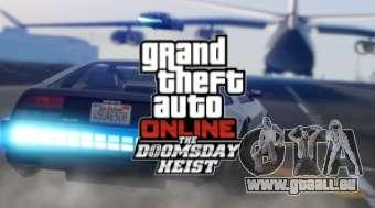 Vols dans GTA Online 2