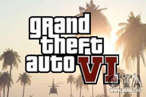 Rockstar ne montre pas GTA 6