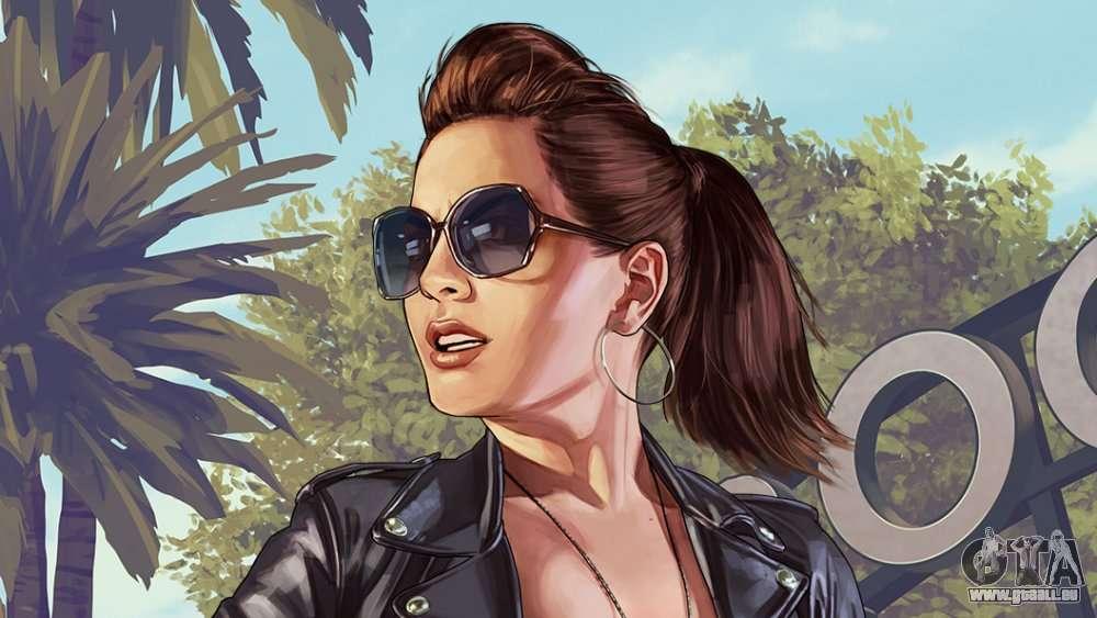 GTA 6 personnage principal - femme